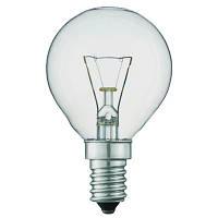 Лампа OSRAM CLAS P CL 40W Е14, шар прозрачный
