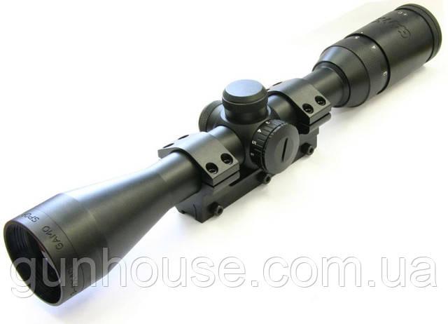 Качественные оптические прицелы для вашего оружия предлагает магазин Ганхаус