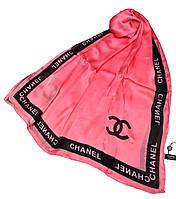 Шарф шелковый Chanel, уценка