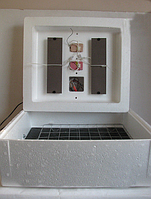 Инкубатор Несушка на 76 яиц с автоматическим переворотом и цифровым терморегулятором DI