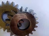 Долбяк дисковый М 3,75 z20 20 град.  P18 дел. диаметр 75, фото 1