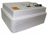 Инкубатор Несушка на 77 яиц с автоматическим переворотом и аналоговым терморегулятором DI