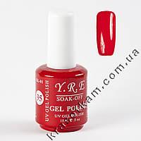 Гель-лак YRE GL-01 №35 красно-малиновый