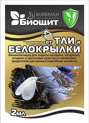 """""""Биощит"""" от тли и белокрылки 2мл"""