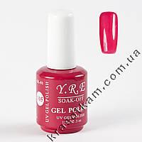 Гель-лак YRE GL-01 №105 малиновый