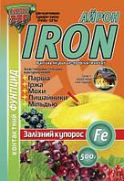 Железный купорос, IRON, 500 г.