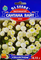 Семена Матрикария Сантана Вайт белая 0,15 г