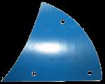 Грудинка правая полосного отвала 18058D (3451002) Lemken