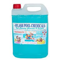 Альгекс ; Альгицид 5л. Химия для бассейна Splash. Средство против водорослей, Альгинекс