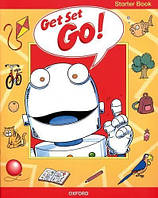 Get Set Go Starter! Alphabet Book
