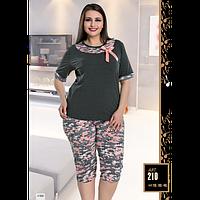 Домашняя одежда Lady Lingerie Комплект 210 (размеры в ассортименте 2XL; 3XL; 4XL)