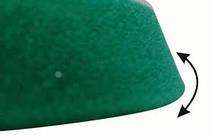 Полировальный круг зелёный Rupes 9.BF150J, фото 3