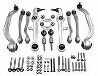 Комплект деталей подвески LEMFORDER (рычаги+детали рулевого механизма)/AUDI ,SKODA ,VOLKSWAGEN/