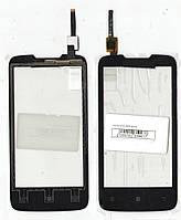 Сенсор Lenovo A820 чёрный