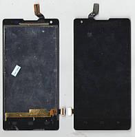 Дисплей + сенсор Huawei Ascend G700-U10