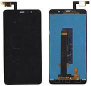 Дисплей + сенсор Xiaomi Redmi Note 3 Redmi Note 3 PRO черный (размер сенсора 146.5*73mm)