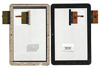 Тачскрин (сенсор) №036.6 для планшета LIFETAB QSD E-C100013-04 (257*168mm 6pin)