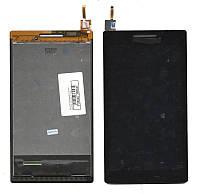 Дисплей для планшета Lenovo A7-10F , A7-20F, A7-30F IdeaTab 2 + сенсорный экран