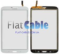 Тачскрин (сенсор) Samsung T3110/T311 Galaxy Tab 3, белый, (версия 3G)