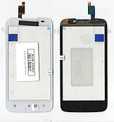 Сенсор Lenovo A516 / A378t+ білий