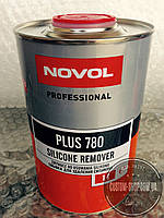 Смывка силикона, антисиликон Novol Plus 780, 1л