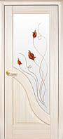 """Двери межкомнатные """"Новый Стиль Амата"""" рисунок 1 ясень"""