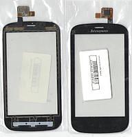 Сенсор Lenovo A780 чёрный