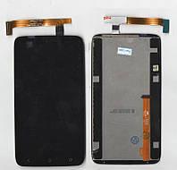 Дисплей + сенсор HTC S720e One X (G23)