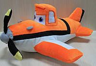 Игрушка самолет Літачок Ель, мягкая игрушка производитель Копыця, Украина