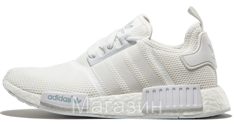 326a45c162e5 Мужские Кроссовки Adidas NMD R1 Monochrome Pack