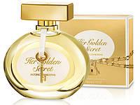Женский парфюм Antonio Banderas Her Golden Secret (Антонио Бандерас Хе Голден Сикрет)