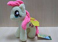 Лошадка Пони крем, мягкая игрушка производитель Копыця, Украина