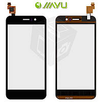 Сенсорный экран (Touchscreen) для Jiayu G4S, оригинал, белый