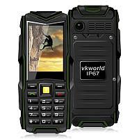 VKworld Stone NewV3 3000mAh Зеленый
