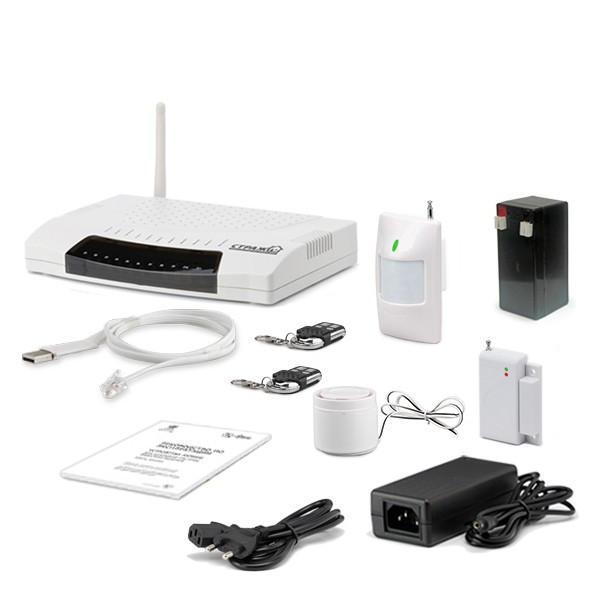 Комплект GSM сигнализация Страж EVOLUTION KIT