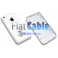 Задняя крышка iPhone 3GS 32Gb белый (качественная копия)