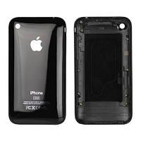 Задняя крышка iPhone 3GS 32Gb чёрный (качественная копия)