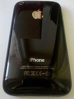 Задняя крышка iPhone 3GS 3G 8Gb чёрный (качественная копия)