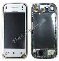 Сенсор Nokia N97 MINI белый