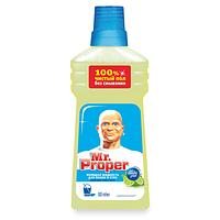 Средство для мытья пола Mr. Proper Бодрящий лайм и мята 500 мл.