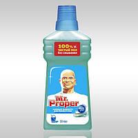 Средство для мытья пола Mr. Proper Горный ручей и прохлада 500 мл.