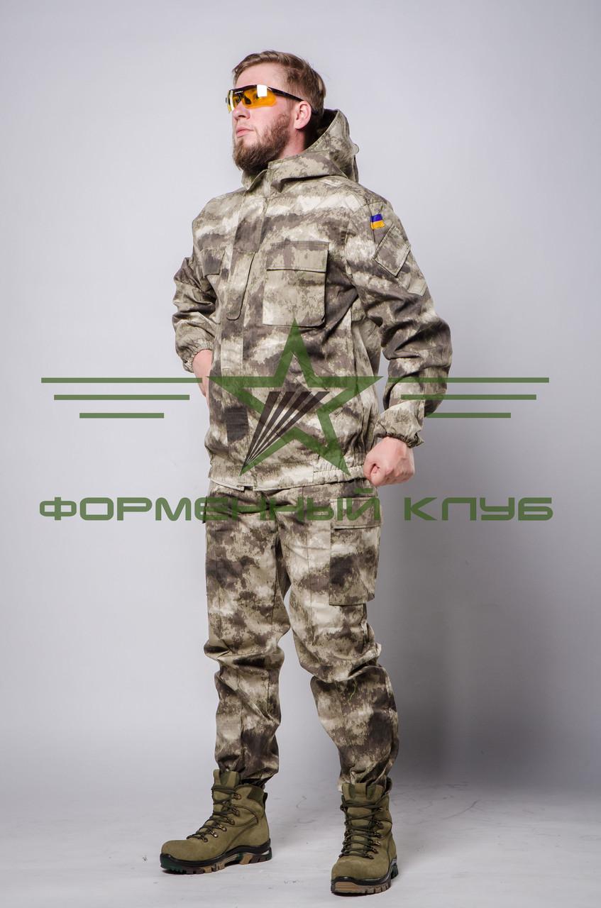 Костюм Горка разведчик камуфляжный A-TACS AU РИП-СТОП