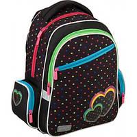 Школьный портфель для девочки Hearts Kite.
