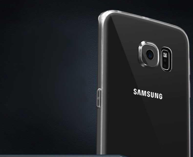 Чехол для Samsung Galaxy S7 Edge G935 силиконовый