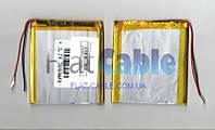№04.7 Батарея (аккумулятор) для планшета (Li-ion 3.7V 3000mAh), 3.5mm*70mm*95mm