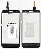 Сенсор Lenovo A808t black