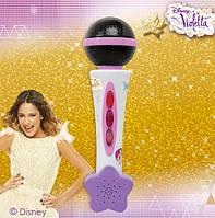 Микрофон Violetta Smoby 27219