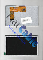 Дисплей для навигаторов №001 T7640B 100х165mm 40pin