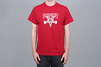 Футболка Thrasher Skategoat Tee Antique Red
