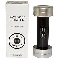 Tester Davidoff Champion